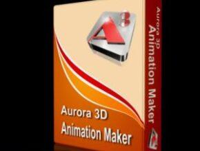 Aurora 3D Animation Maker 2020 Free Download