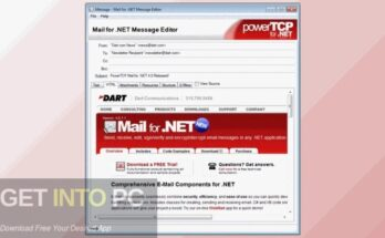 Dart PowerTCP Mail for .NET Free Download