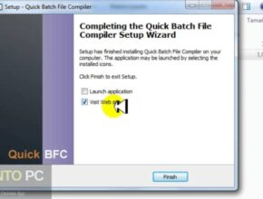 Quick Batch File Compiler Free Download