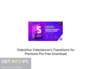 VideoHive Videolancer's Transitions for Premiere Pro Free Download