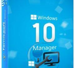 Yamicsoft Windows 10 Manager 2020 Free Download