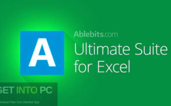 AbleBits Ultimate Suite for Excel 2021 Free Download