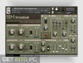 Rhythmic Robot Audio – SH Studio Free Download