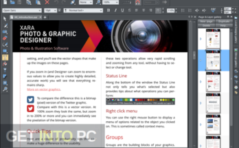 Xara Photo & Graphic Designer 2021 Free Download