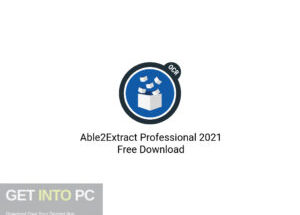 Able2Extract Professional 2021 Free Download