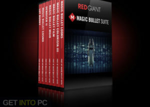 Red Giant Magic Bullet Suite 2021 Free Download